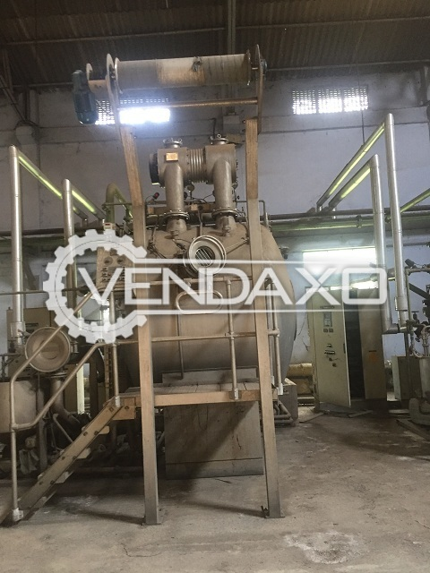 Available For Sale Complete Dyeing Plant Setup