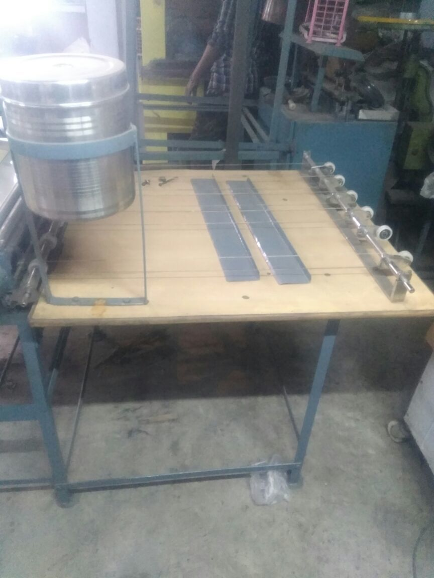 Glue applicator machine 3