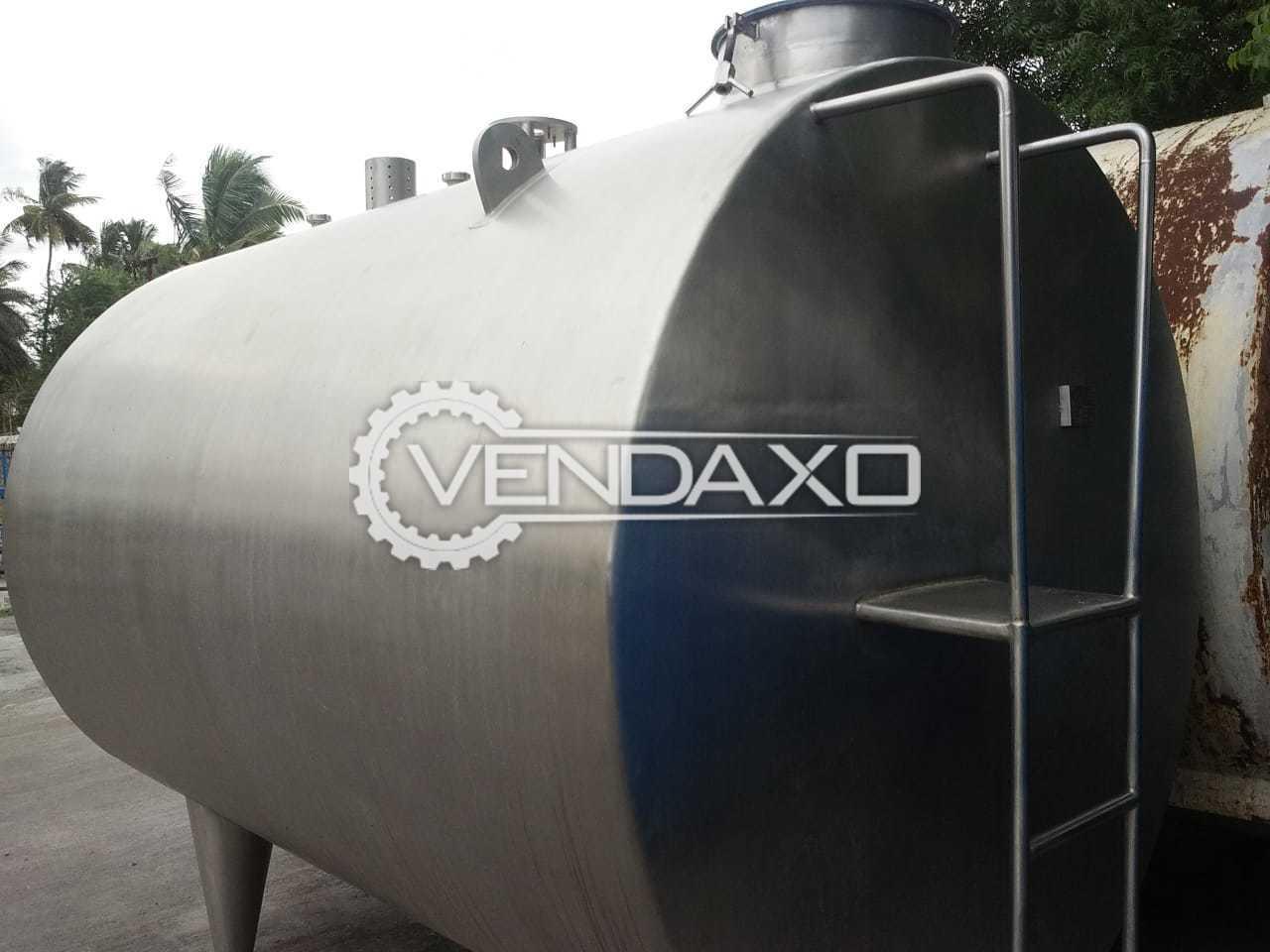 Tavron Refrigeration Tank - 5 KL