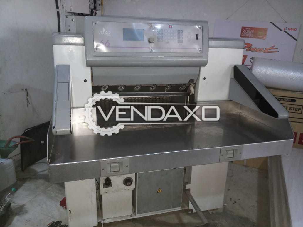 Polar 66 Cutting Machine - Cutting Width - 670 mm