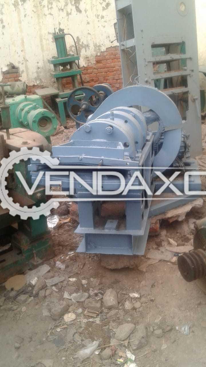 Vatsn Tecnic Rubber Extruder Machine
