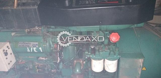 Volvo Penta D16-MG Diesel Generator - 538 Kva, 2008 Model