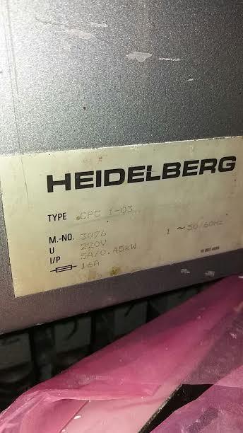 Heidelberg 72 s  l 2
