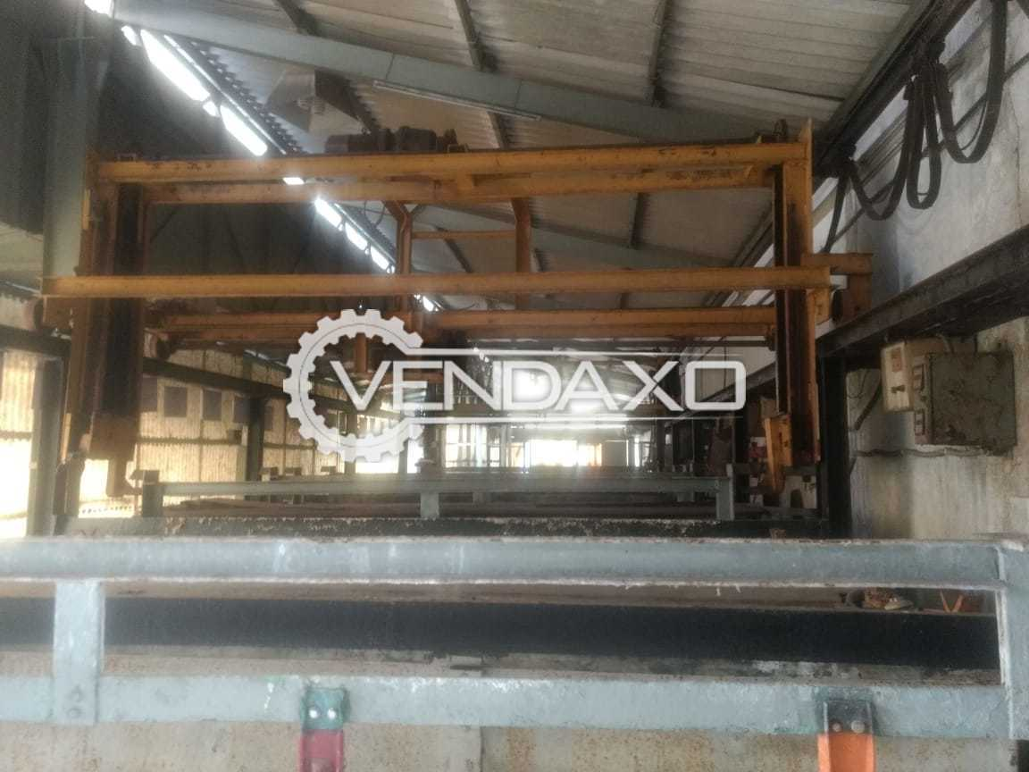 ElectroPlating Plant - 6 x 120 x 3000 mm