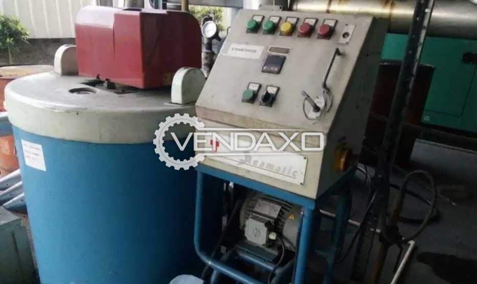 Thermax Steam Boiler - 100 Kg Per Hour, 2016 Model