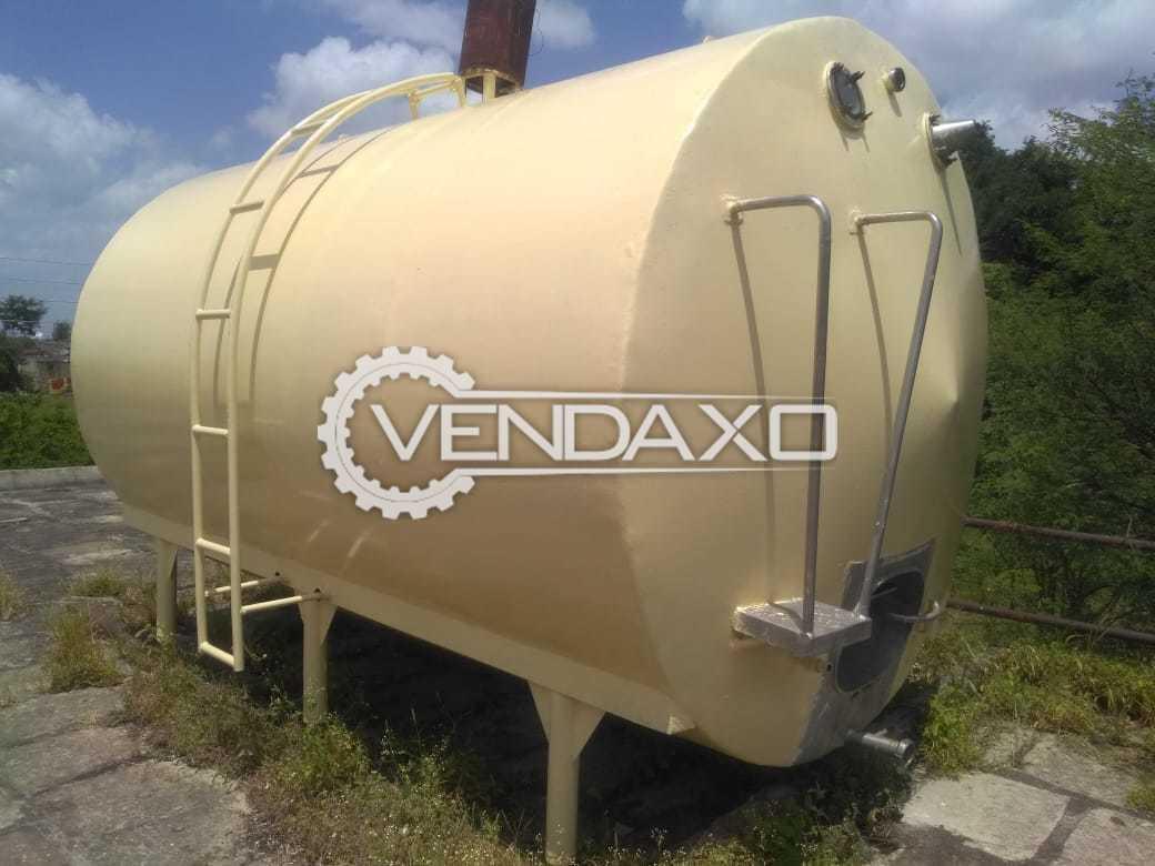 Milk Storage Tank - 10000 Liter
