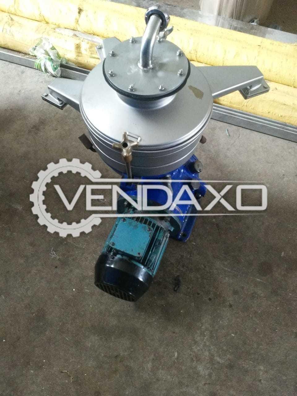Tetra Pak Ghee Clarifier - 1 KL
