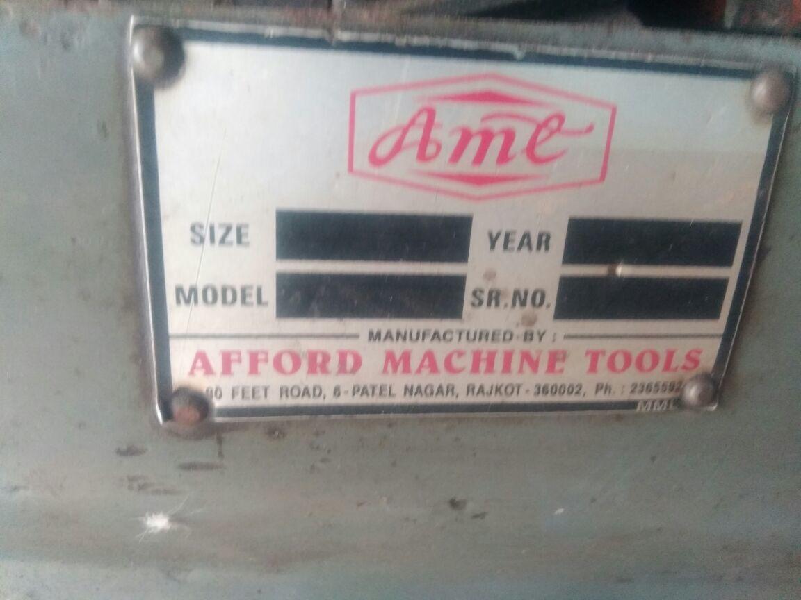 Lathe machine   9 ft 12 centre 1