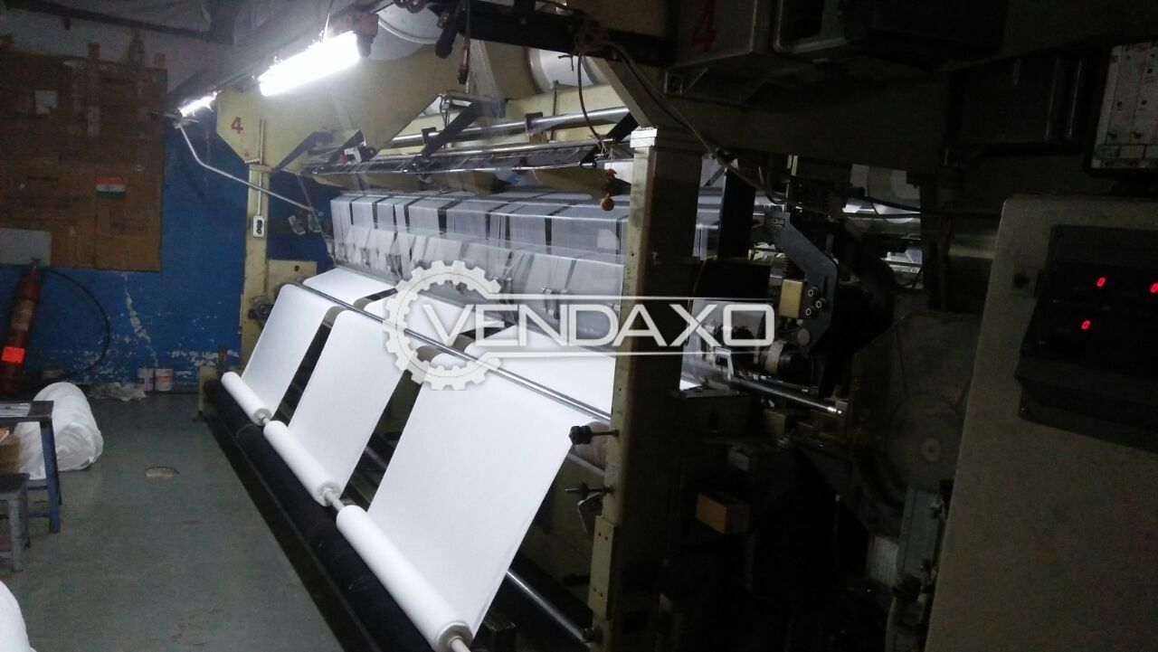 Karl Mayer HKS3 Warp Knitting Machine - 130 to 210 Inch
