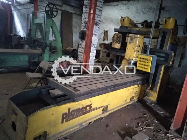 Planner Machine - 2500 x 1000 mm