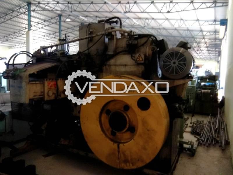 UMEDA SHS-450TL Billet Shearing Machine - Stroke Length - 50 mm