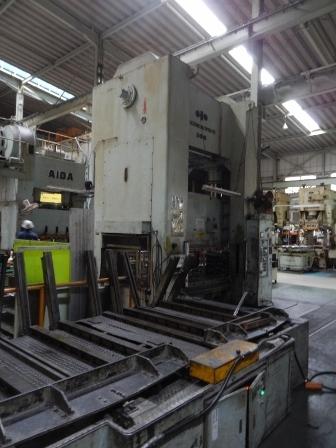 300 ton komatsu 3