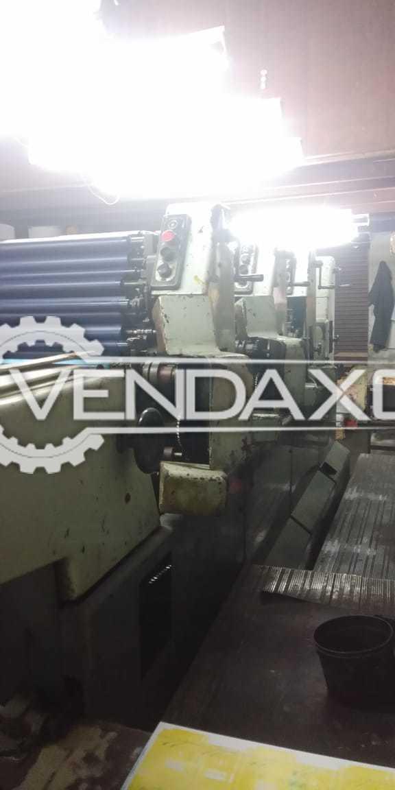 Solna 425 Offset Printing Machine - 4 Color
