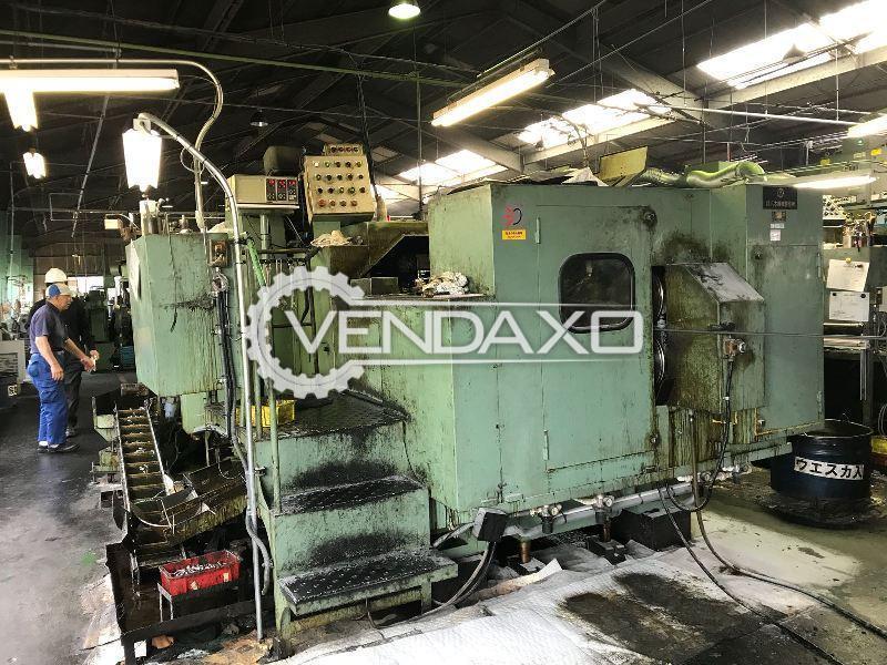 SAKAMURA BP-440 Parts Former Machine - Motor - 30 KW
