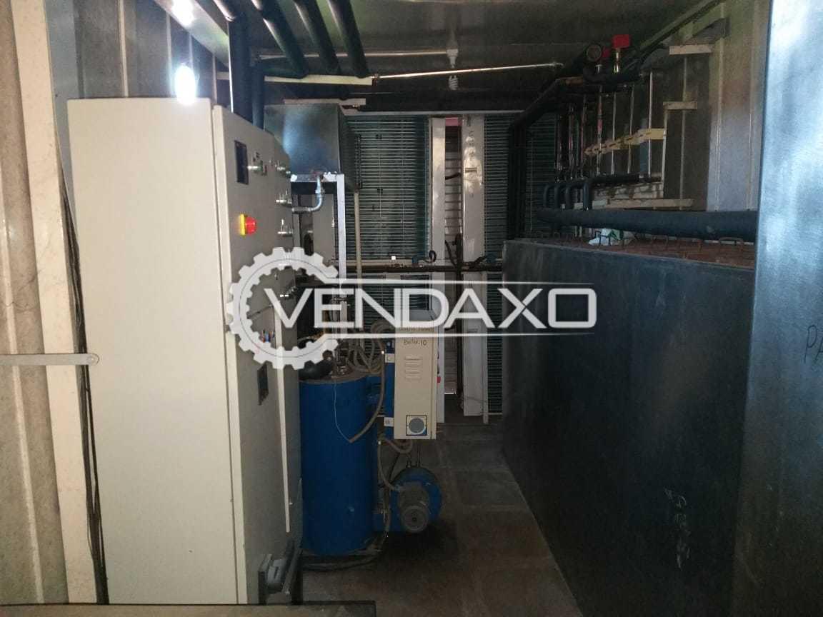 Milk Packing Plant - 4000 Liter