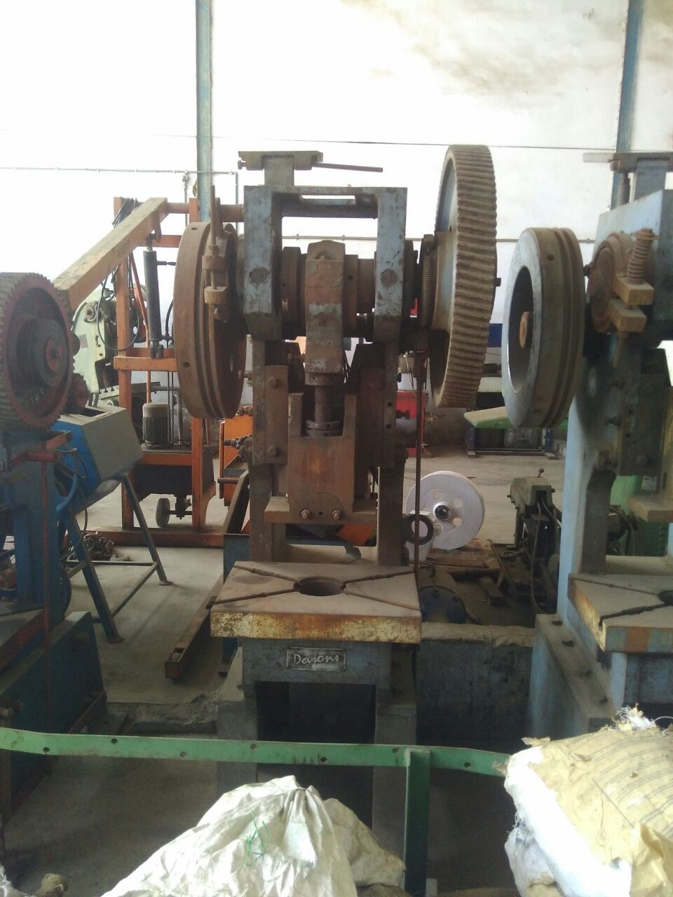 Internal   external surface grinder done