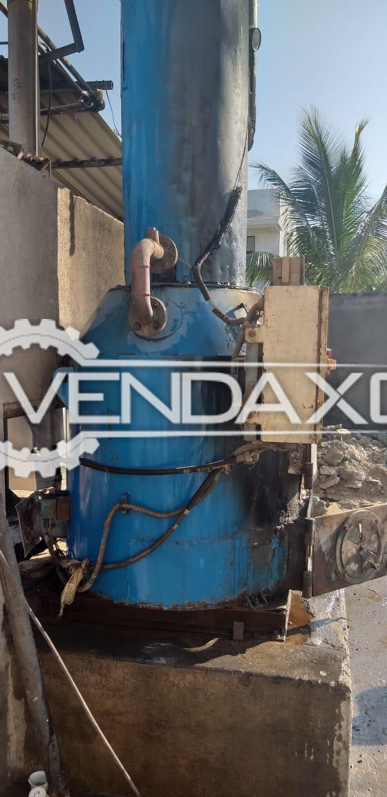 Ross RSW-300/5 Steam Boiler - 14 Kg/cm2