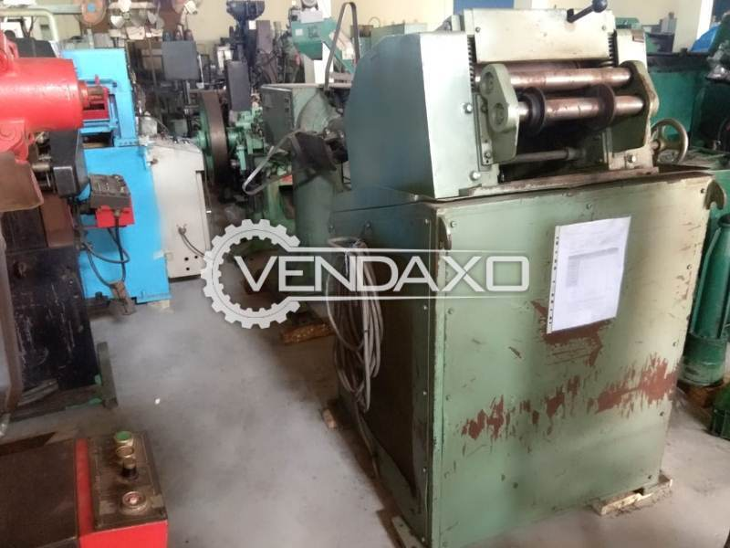 AIDA LA-3028 Coil Feeder Machine - Coil Width - 300 mm