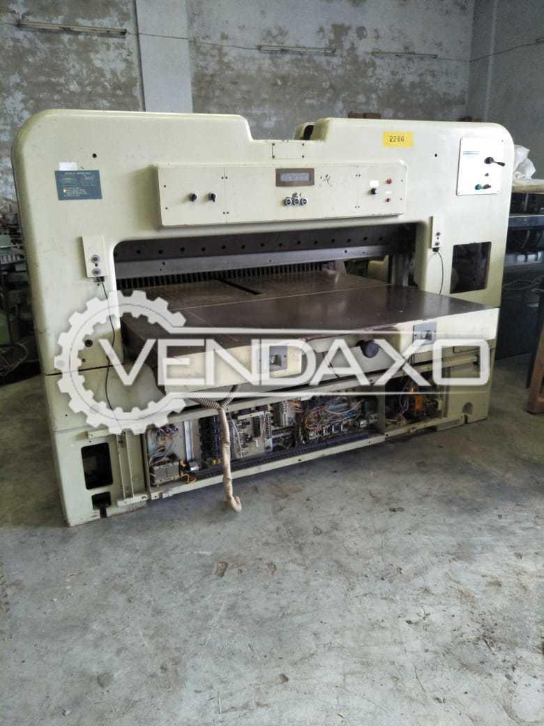 Polar 155CE Paper Cutting Machine - Cutting Width - 1550 mm