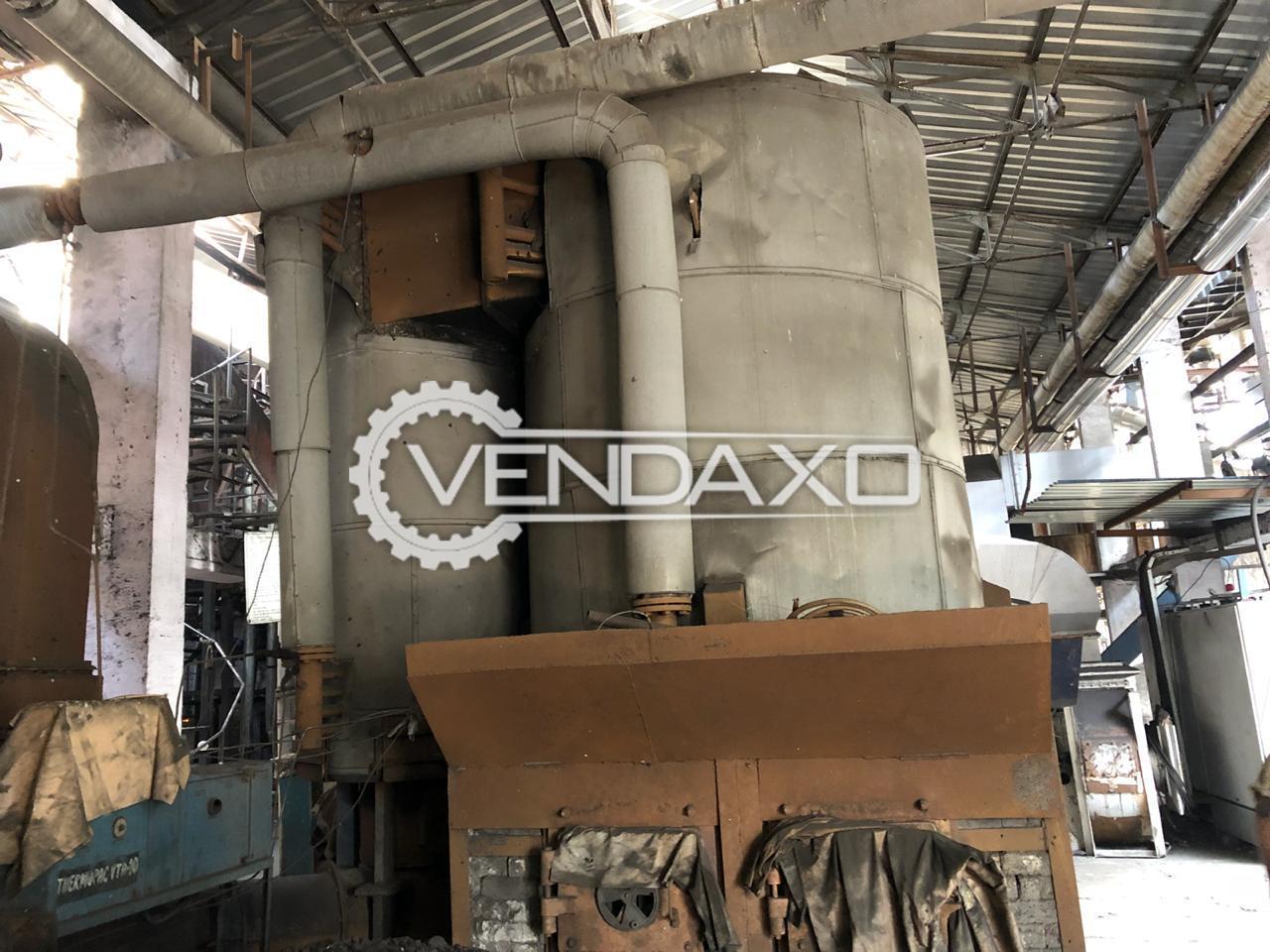 Thermax VTA 10/2 Coal Fired Boiler - 10,00,000 KCAL Per Hour