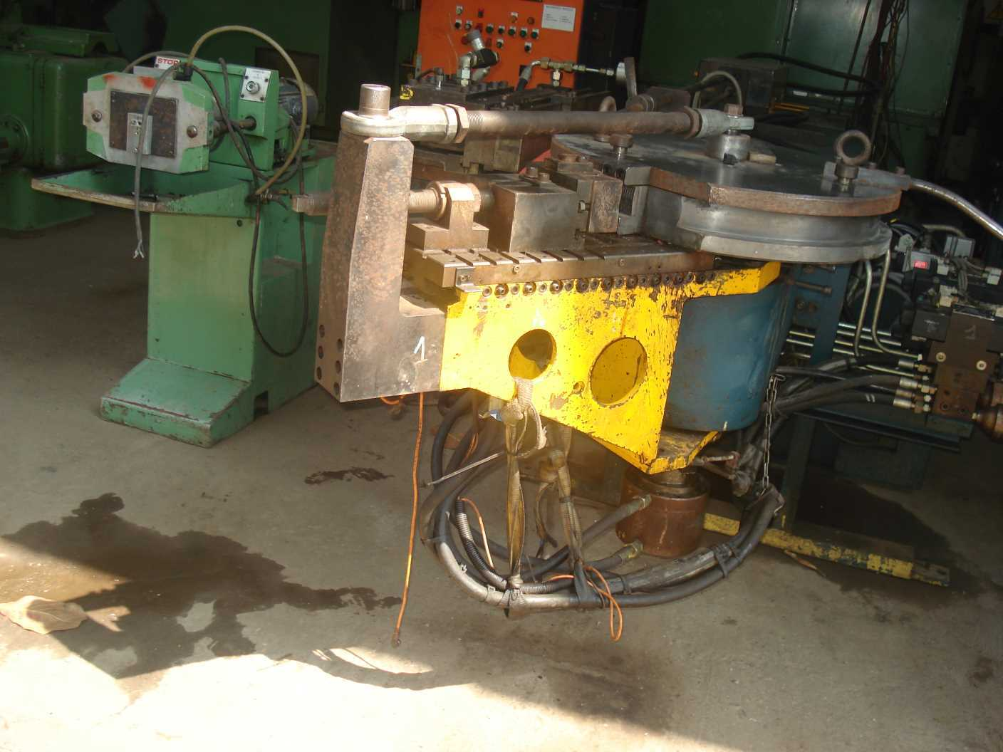 Used CNC Pipe Bending Machine 80 MM for Sale at Best Prices