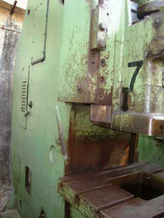 7. power press wmw 250ton