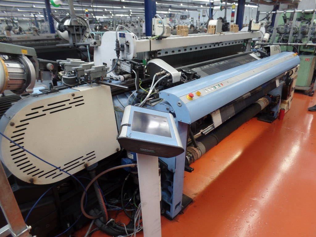 Used 2 0 m Sulzer G6500 Rapier Looms for Sale at Best Prices | Vendaxo