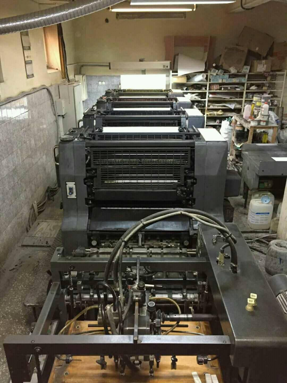 Heidelberg MOVP Printing machine