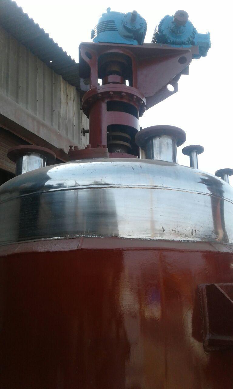 SS 316 Reactor - 5 KL