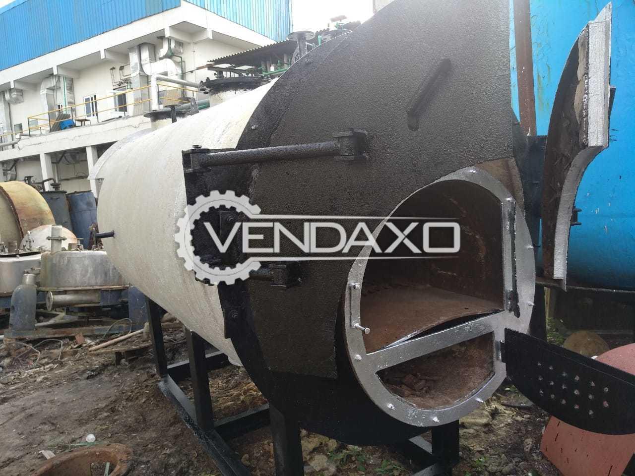 Wood Fire Boiler - 800 KG