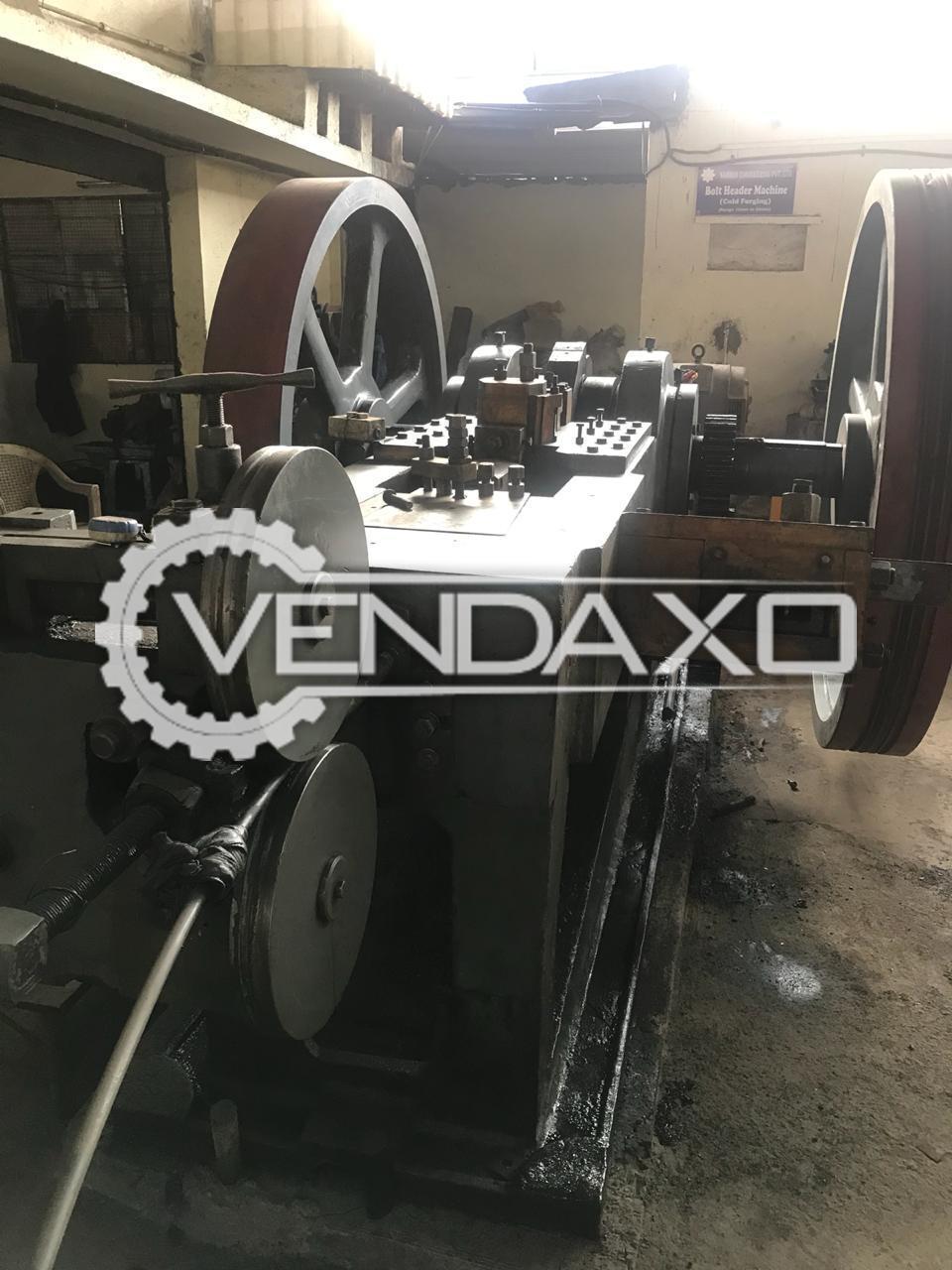 Heading Machine - 20 x 300 mm
