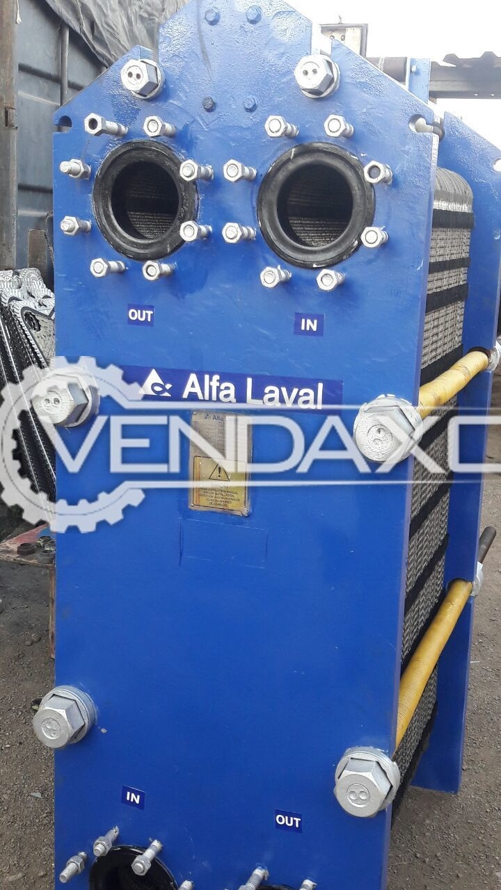 ALFA LAVAL M15B Heat Exchanger - Plate Type
