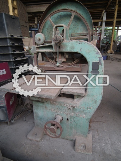 Available For Sale Pattern Shop Machinery Plant