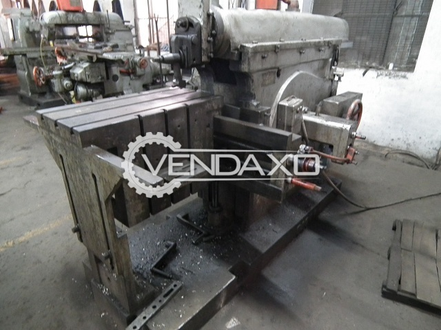 Sagar Shaper Machine - Stroke - 750 mm