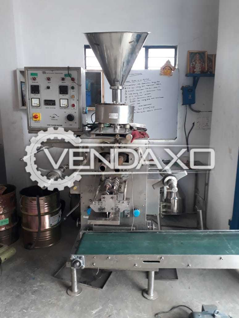 Satellite Make Strip Packing Machine - GMP Model - 10 Track