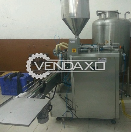 Available For Sale Complete Chemical Machinery Plant
