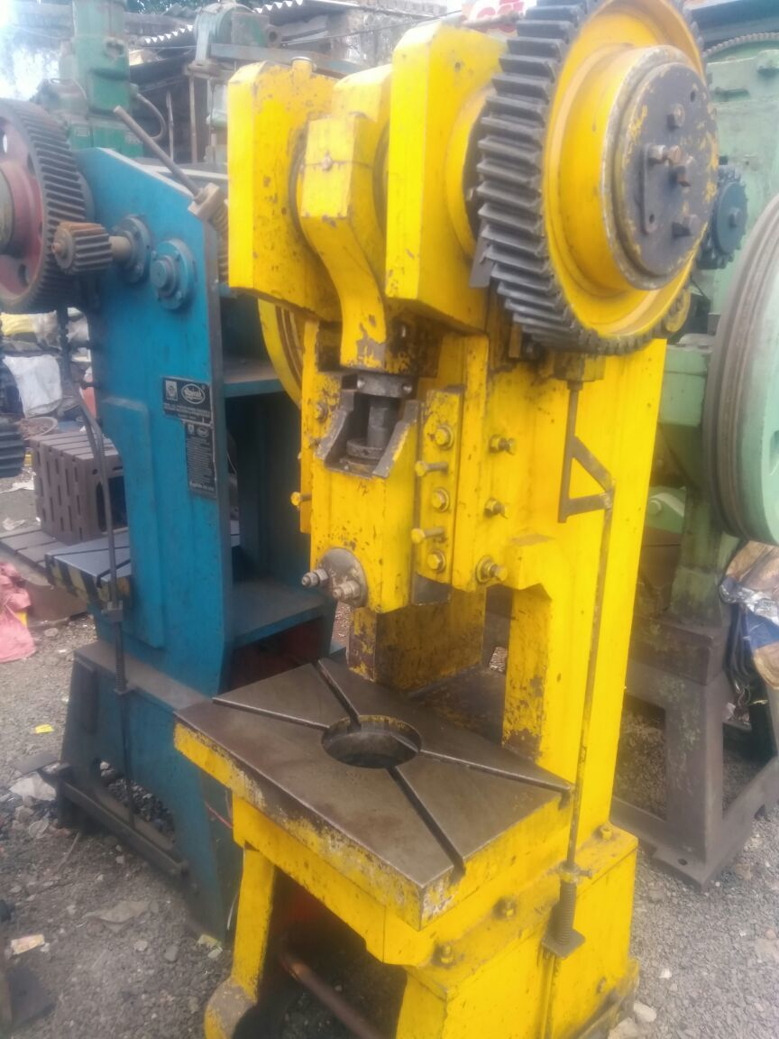 Power press 30 ton 4