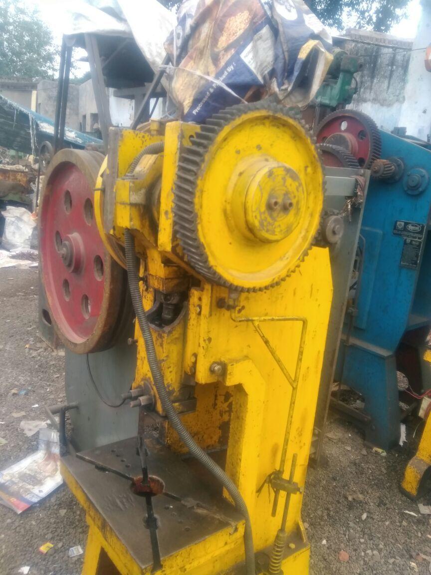 Power press 10 ton