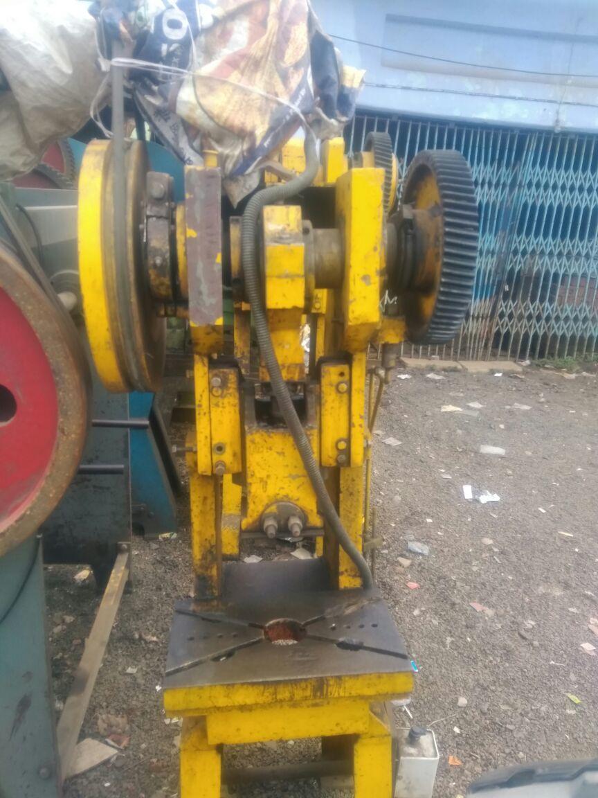 Power press 10 ton 2