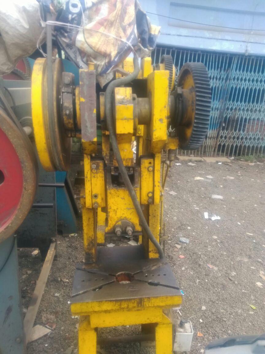Power press 10 ton 3
