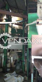 Atta Chakki Plant - 900 to 1000 Kg Per Hour
