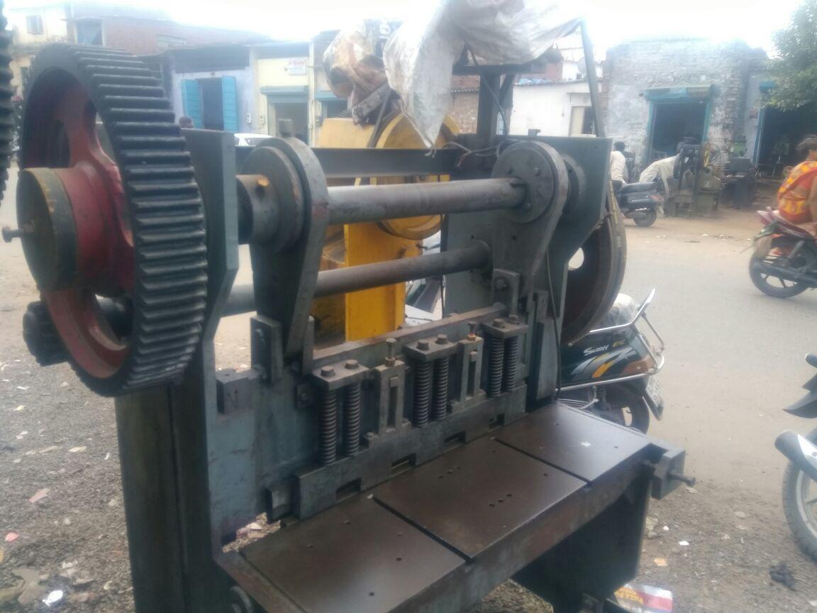 Shearing machine 3