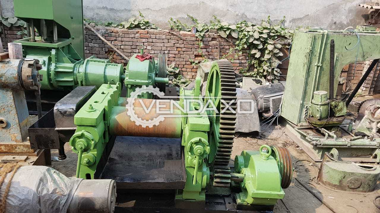Punjab Make Mixing Mill - 10 X 24 Inch