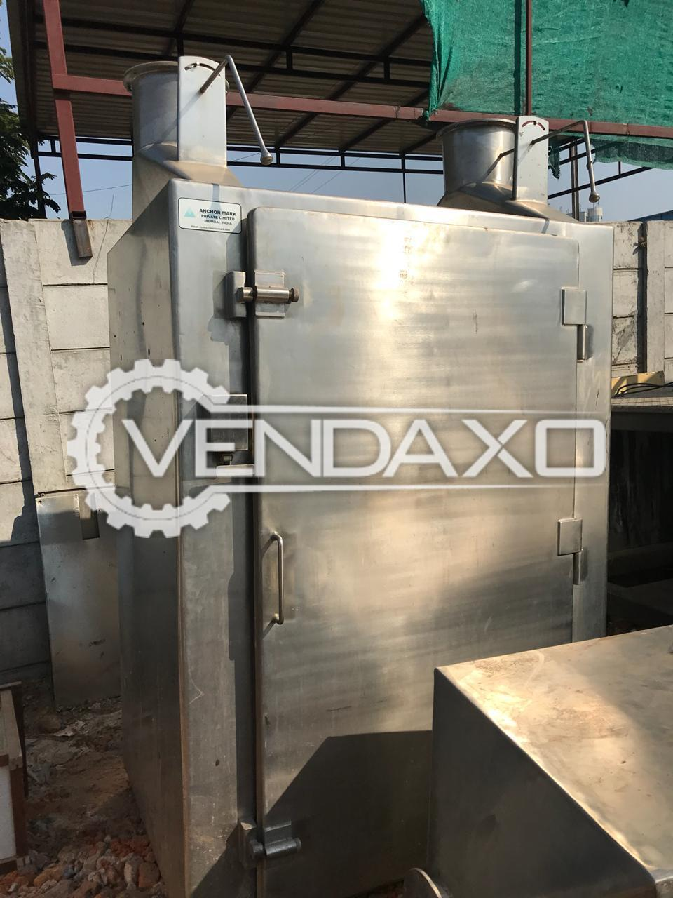 Tray Dryer - 48 Tray - GMP Model
