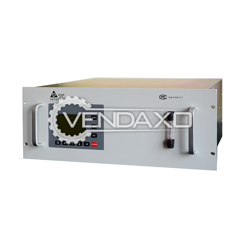 DY - Q2 UV Gas Analyzer - 600 x 500 x 280 mm