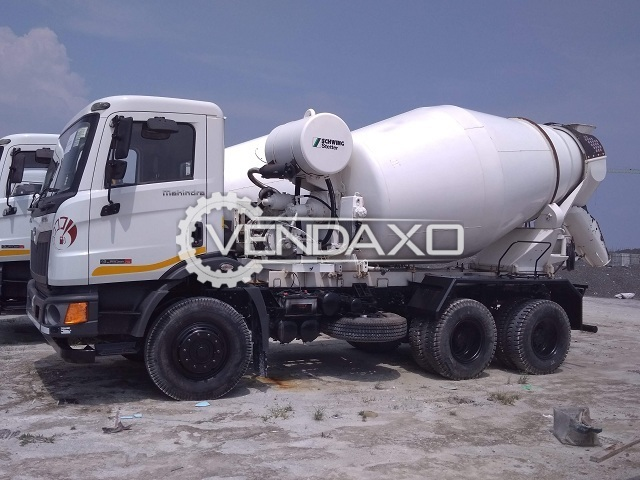 SCHWING STETTER RMC CP-18 BATCHING PLANT - Mixer Height - 2.70 Meter