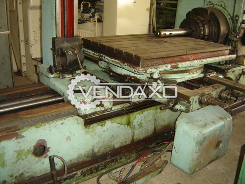 Defum CWC 80 Horizontal Boring Machine - Table Size - 1120 X 900 mm