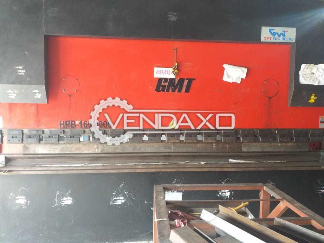 GMT Make Shearing Machine - 3200 x 8 mm