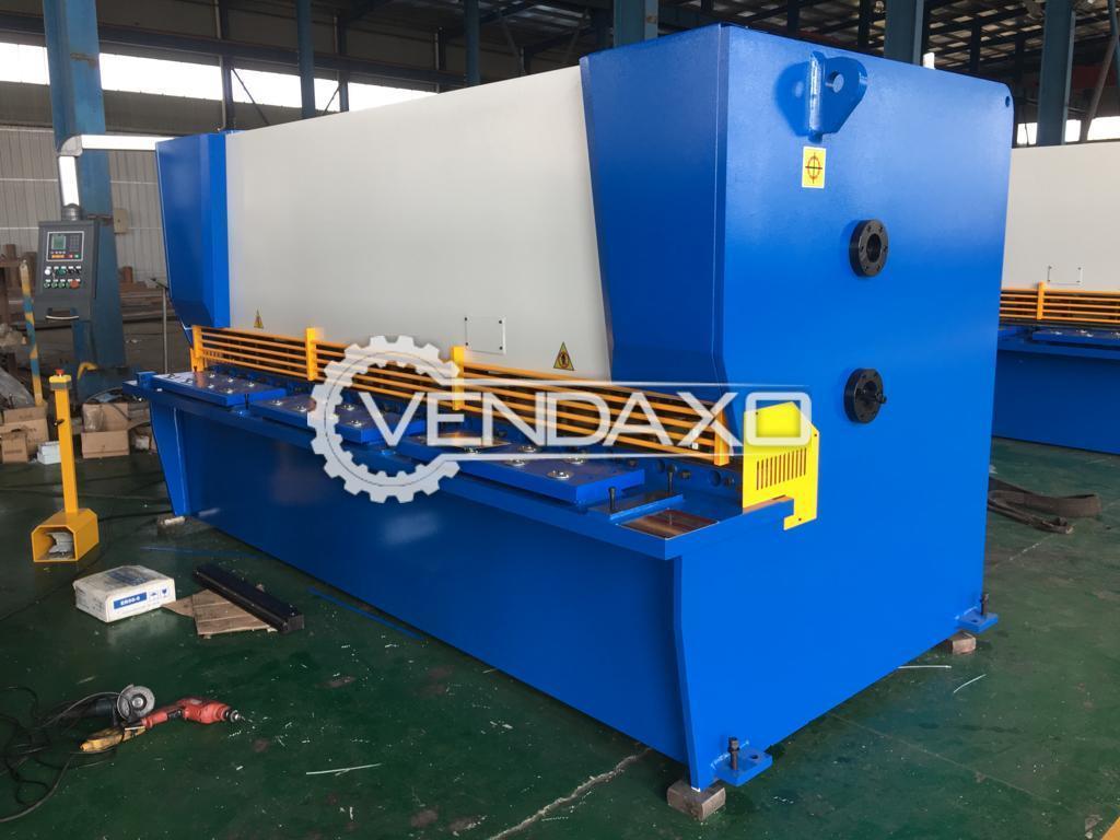 China Make Hydraulic Shearing Machine - Length - 3200 mm x 6 mm