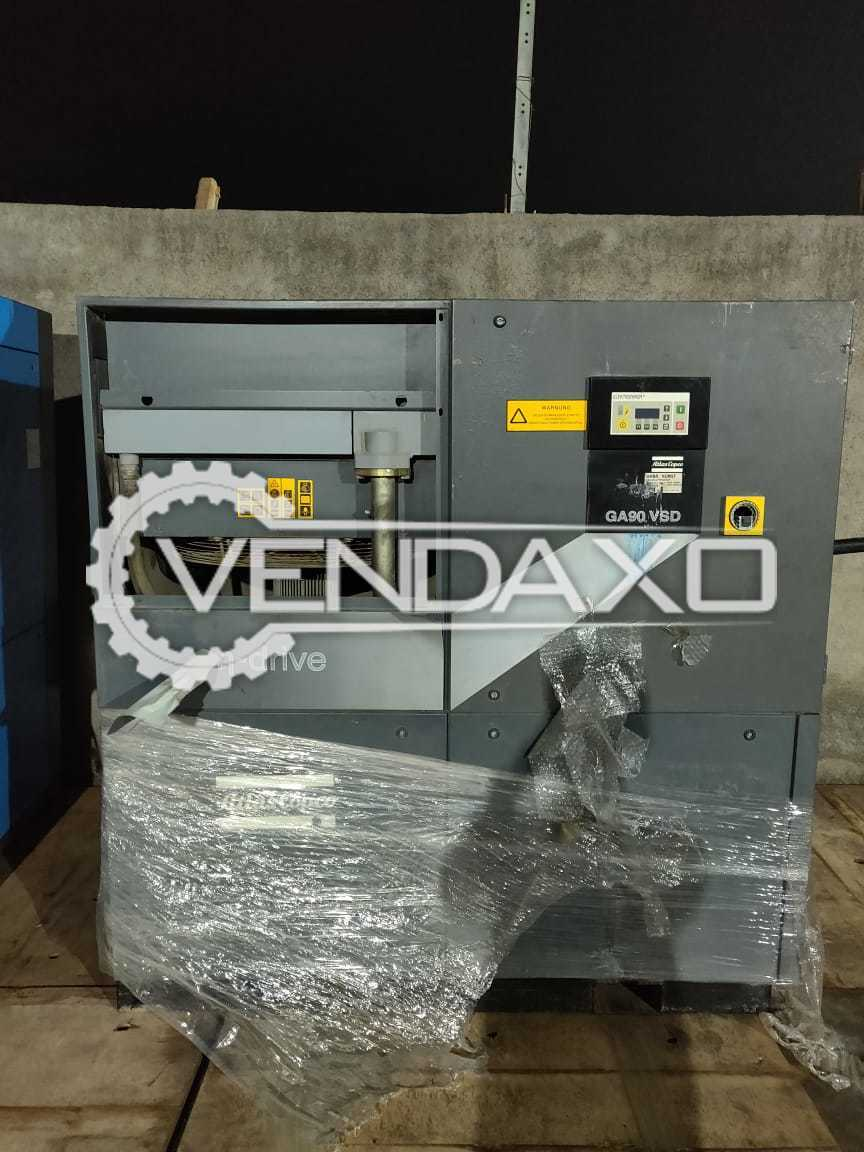 Atlas Copco GA 90  Air compressor - 90 KW